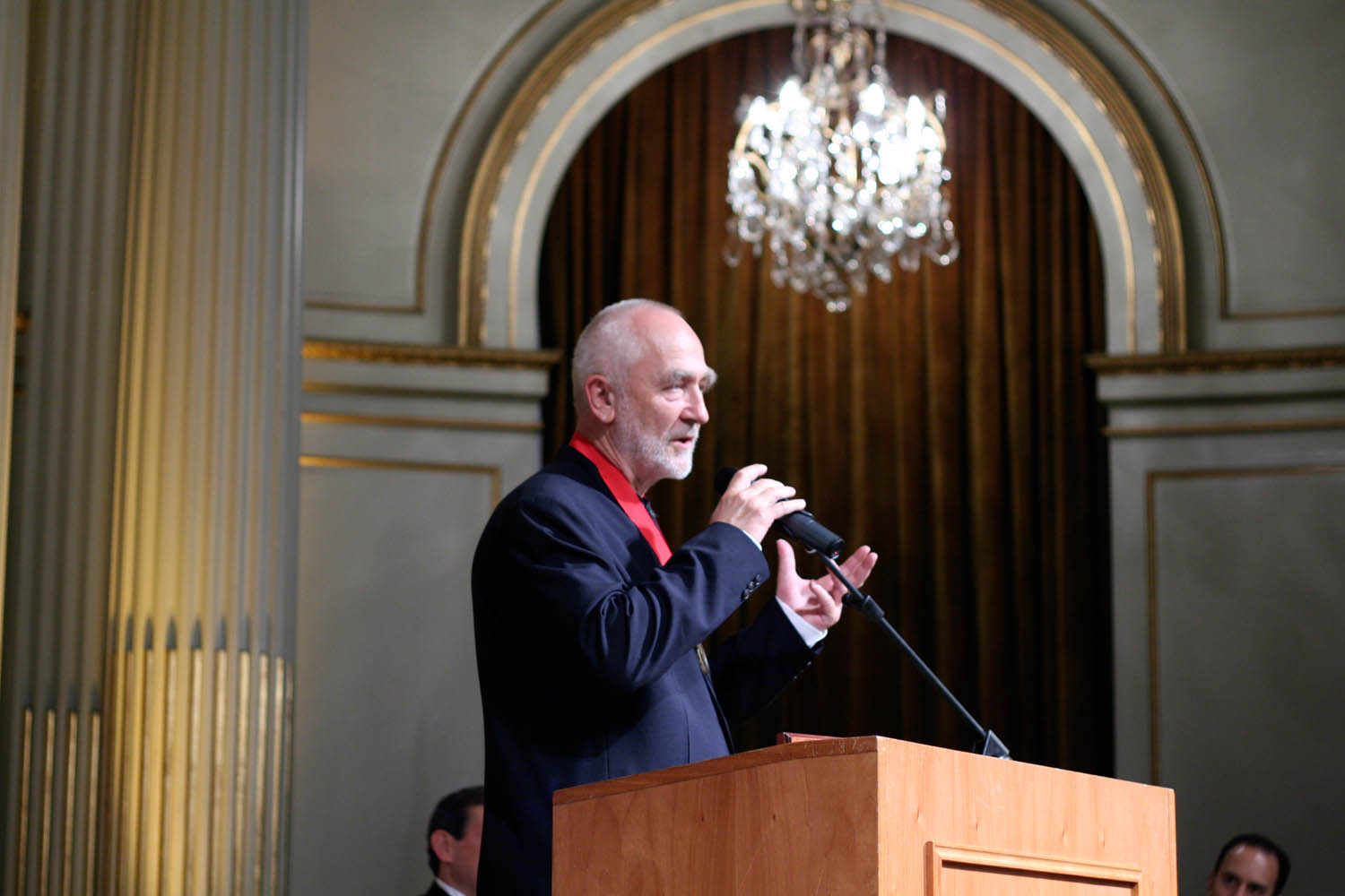 Pritzker Prize Ceremony: Peter Zumthor