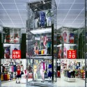 Uniqlo Megastore / Curiosity