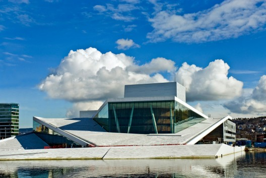 AD Round Up: Norwegian Architecture Part I