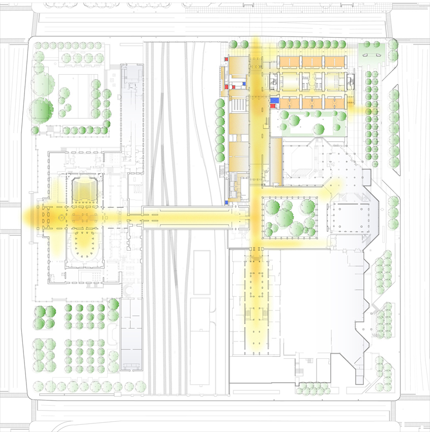 Architecture photography 1836240175 site plan 24672 for Modern site plan