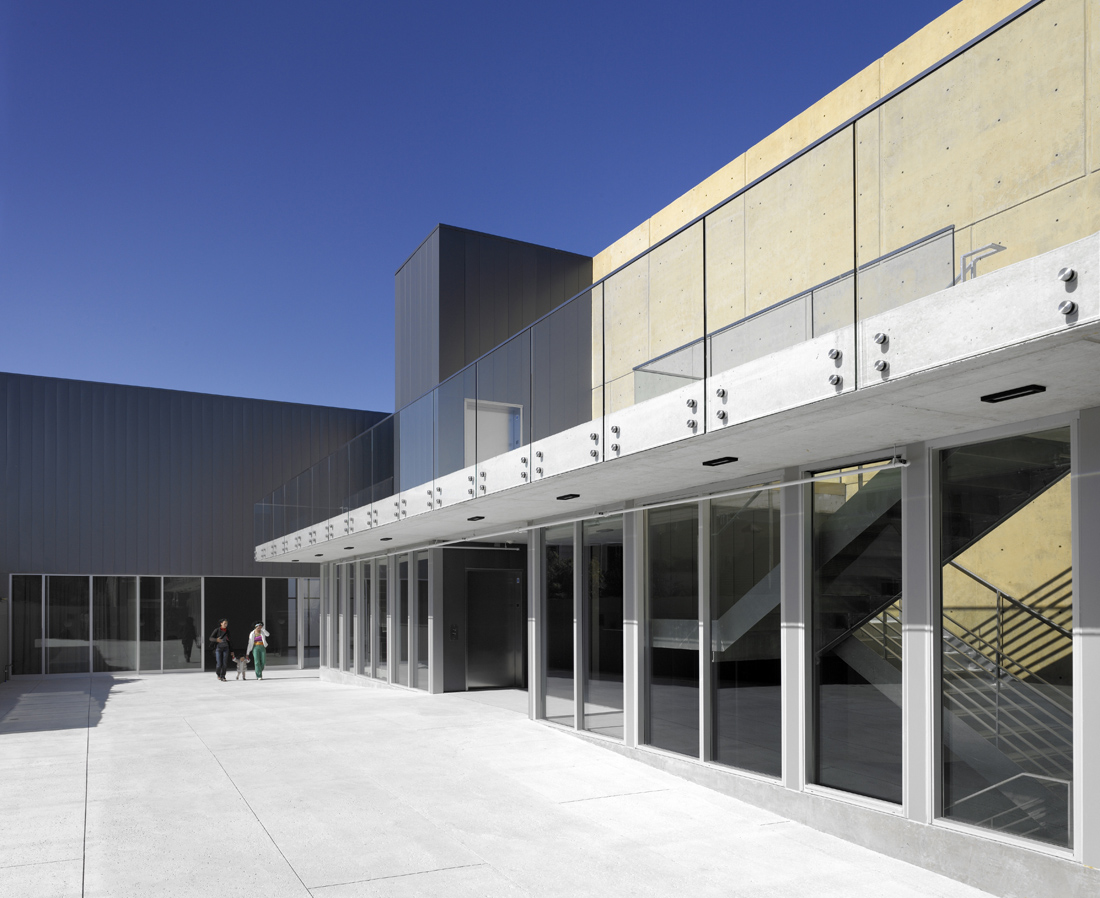 Beth Sholom / Stanley Saitowitz | Natoma Architects