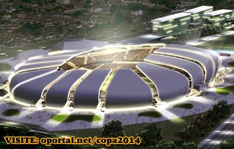 arenadasdunas05g FIFA World Cup Evolution: 1930 2014 Football (popularly