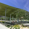 Phoenix Civic Space Shade Canopies / Architekton