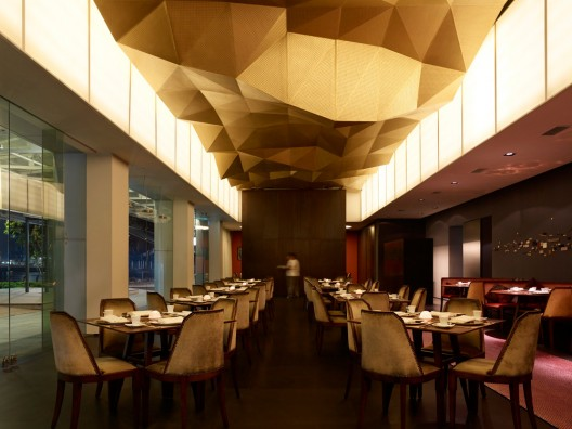 Jing Restaurant / Antonio Eraso