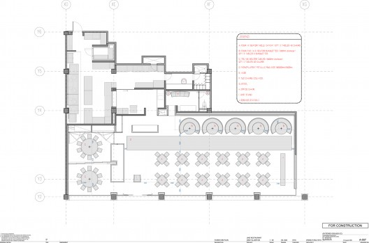 Open kitchen restaurant layout afreakatheart for 528 plan