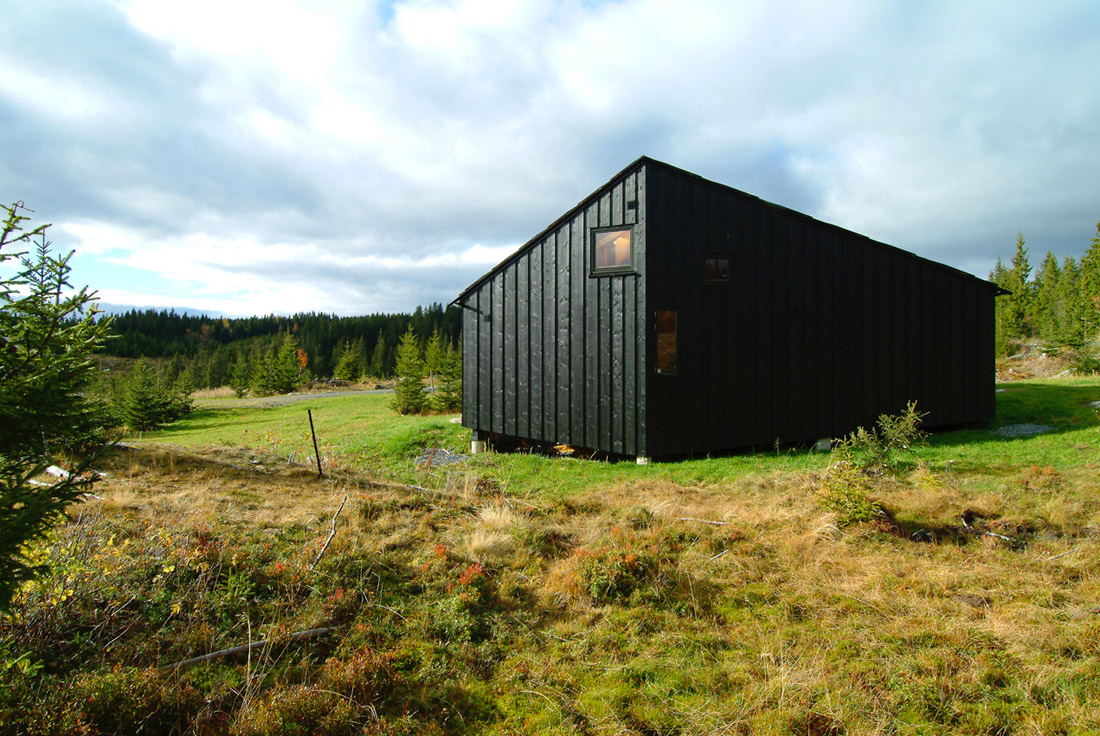 Cabin Nordmarka / JVA