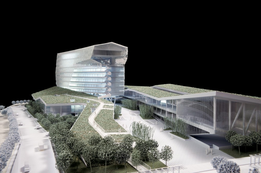 Taiwan Center for Disease Control Complex / Studio Shift