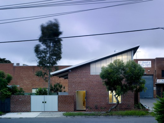Botany Studio + House / Workshop1
