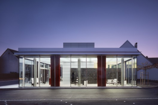 Branch Bank in Hettingen/ Ecker Architekten
