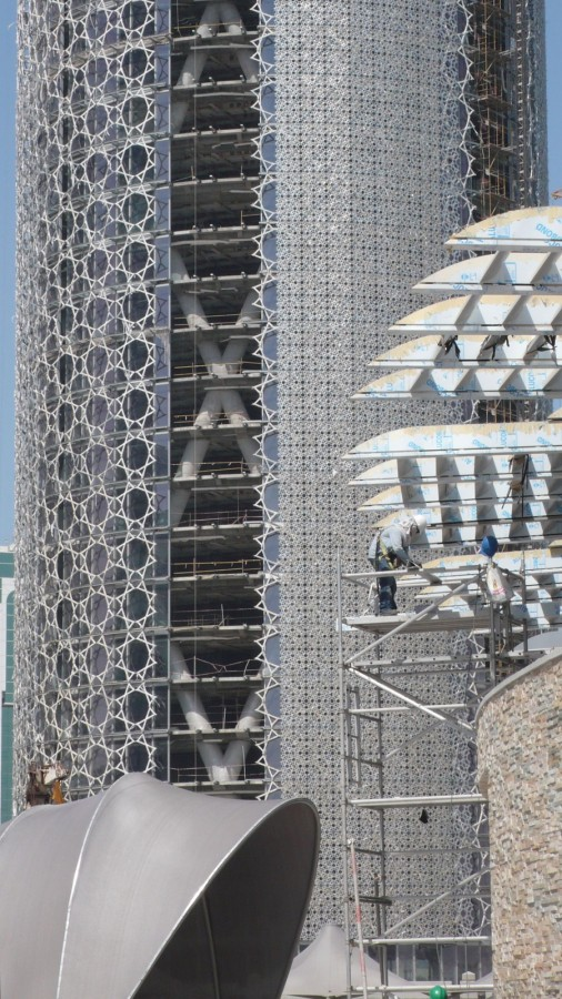 In Progress: Doha Office Tower, Qatar / Ateliers Jean Nouvel