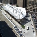 Rosa Parks Transit Center / FTL Design Engineering Studio