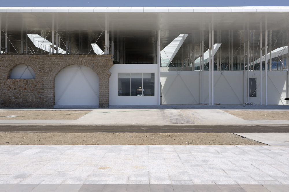 Ex Arsenal at Maddalena Conversion / Stefano Boeri Architetti