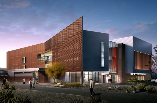 Pima County Behavioral Health Pavilion and Crisis Response Center / Cannon Design