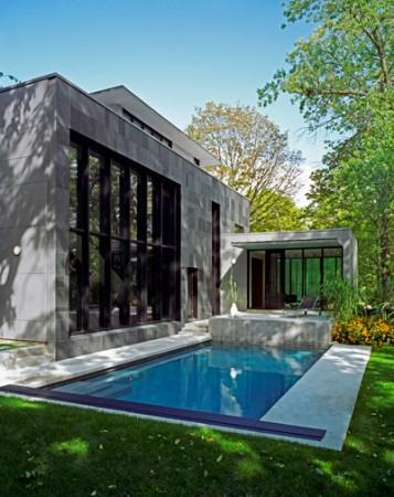 Cascade House Paul Raff Studio Archdaily