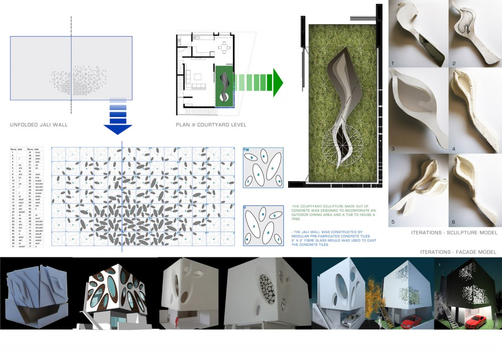 The gallery for architectural design concept sheet for What is design concept in architecture