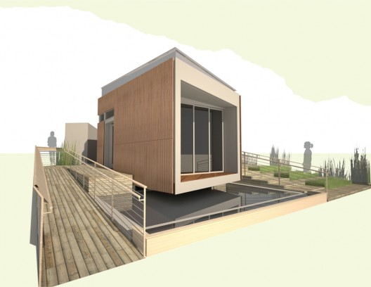 Refract House, Solar Decathlon / Team California, SCU + CCA