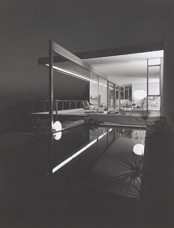 Chuey House, 1958 Los Angeles, CA / Richard Neutra, architect   Julius Schulman