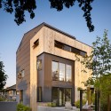 Lobster Boat Residence / Chadbourne + Doss Architects