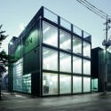 Platoon Kunsthalle / Platoon + Graft Architects