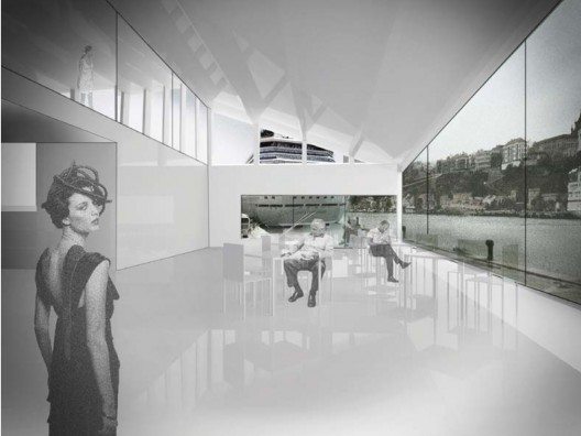 Ferry Terminal / F451 Arquitectura