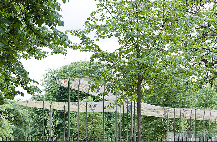 The 2009 Serpentine Gallery Pavilion / SANAA