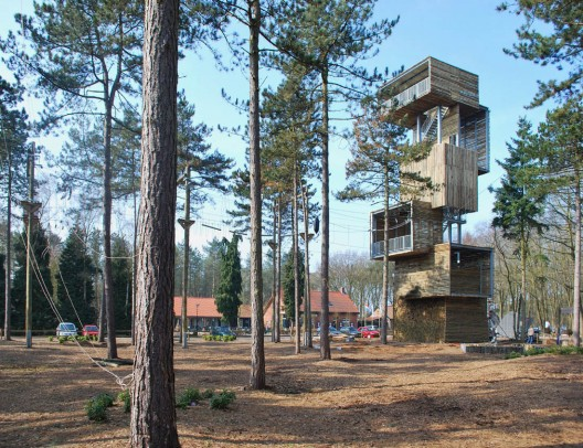 Viewing Tower / ateliereenarchitecten