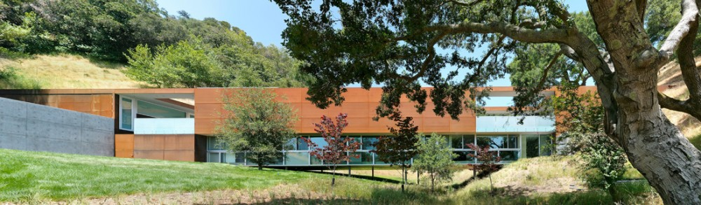 Bridge House / Stanley Saitowitz | Natoma Architects