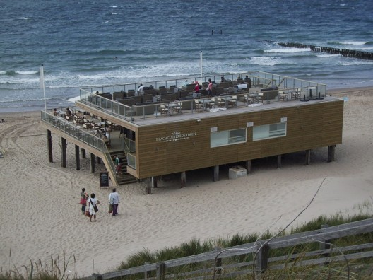 Beachclub / Spanjers Architect