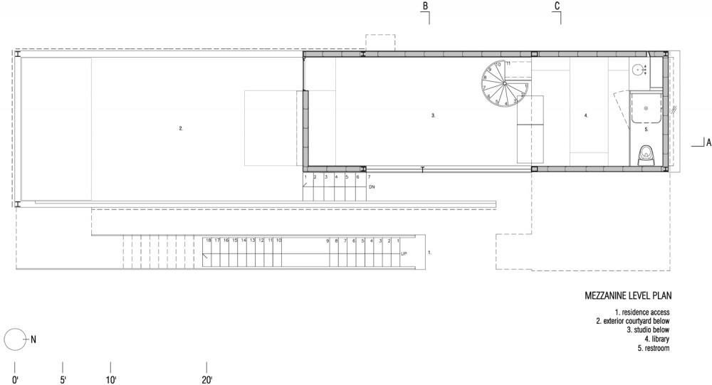 1250696440-mezzanine-level-plan mezzanine level plan