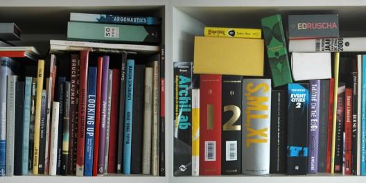 Dillier Scofidio's library © Carlos Solis
