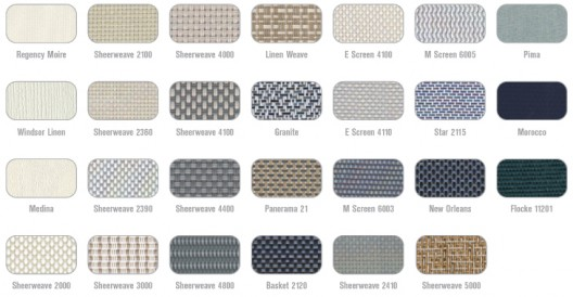 Clothes Fabric Types