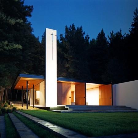 El Roble Chapel / 57 Studio
