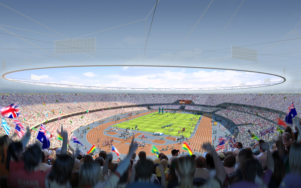 London 2012 Olympic Stadium / Populous
