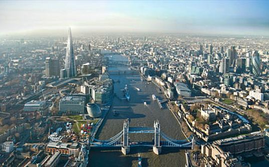 The Shard / Renzo Piano