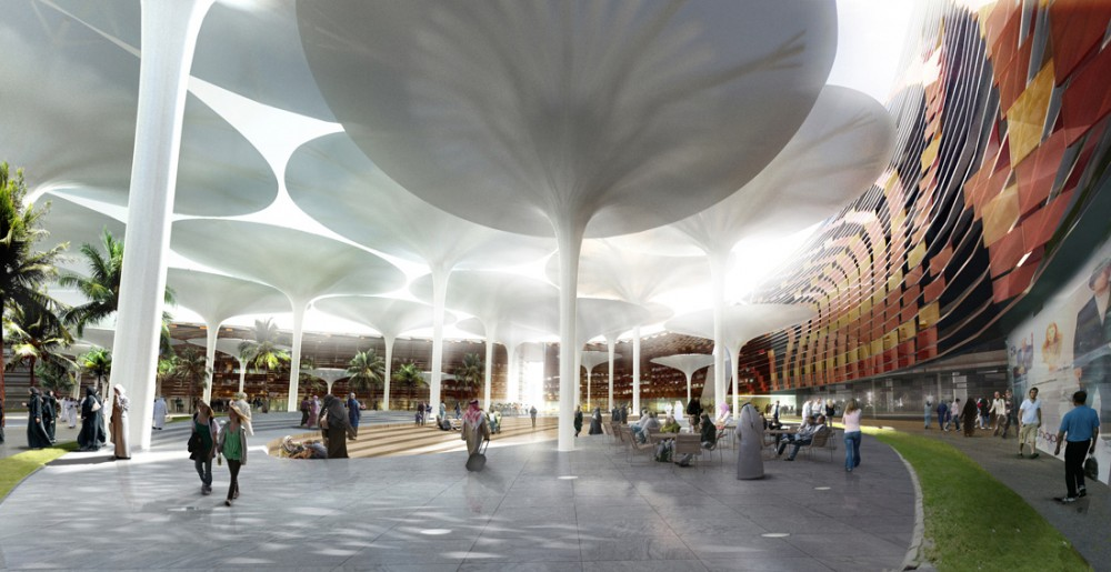 Masdar Sustainable City / LAVA