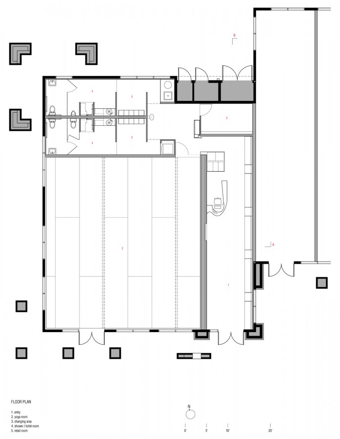 Architecture photography 1251911009 floor plan 33914 for Photography studio floor plans