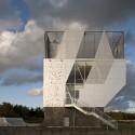 Herstedlund, Fælleshus - Dorte Mandrup Arkitekter © Adam Mørk