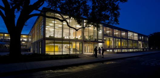 Lavin-Bernick Center for University Life © Paul Crosby