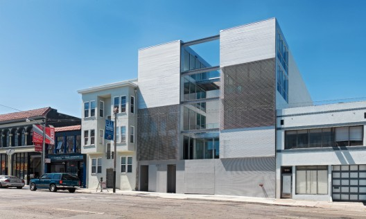 1234 Howard Street / Stanley Saitowitz | Natoma Architects