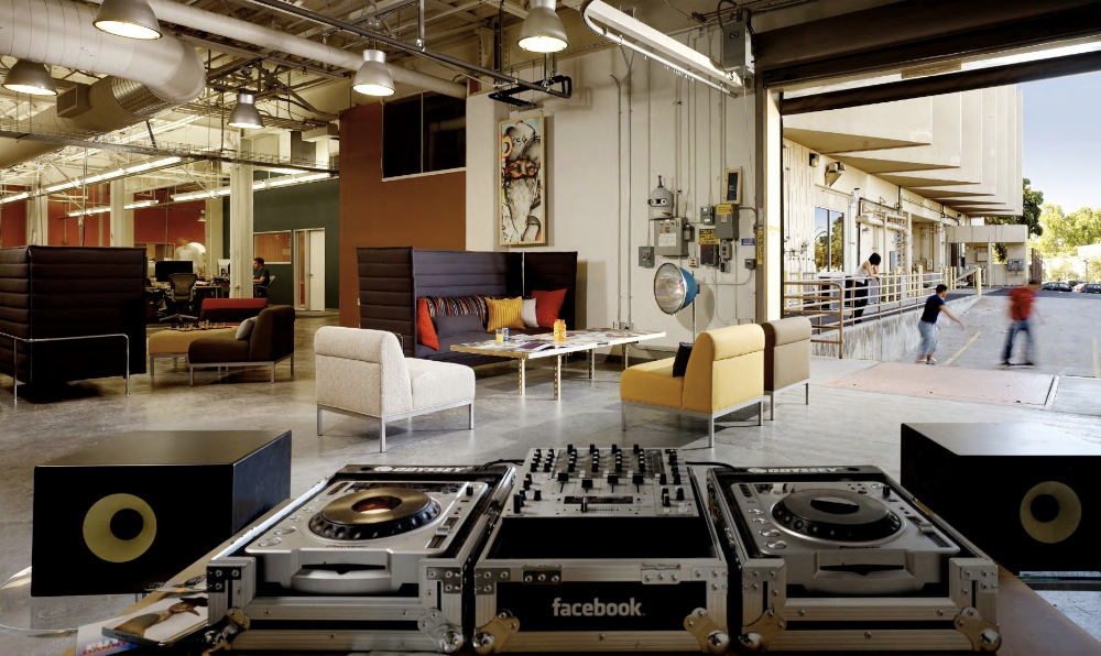 Facebook Offices / O+A Studio