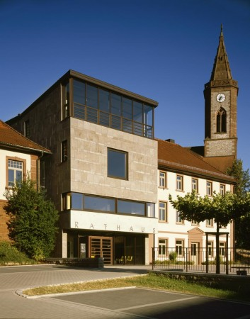 Seckach Town Hall / Ecker Architekten