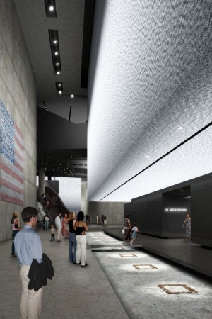 New images released for 9/11 museum