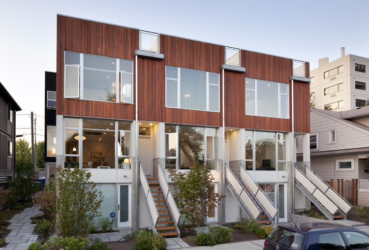 Remington Court / HyBrid Architecture