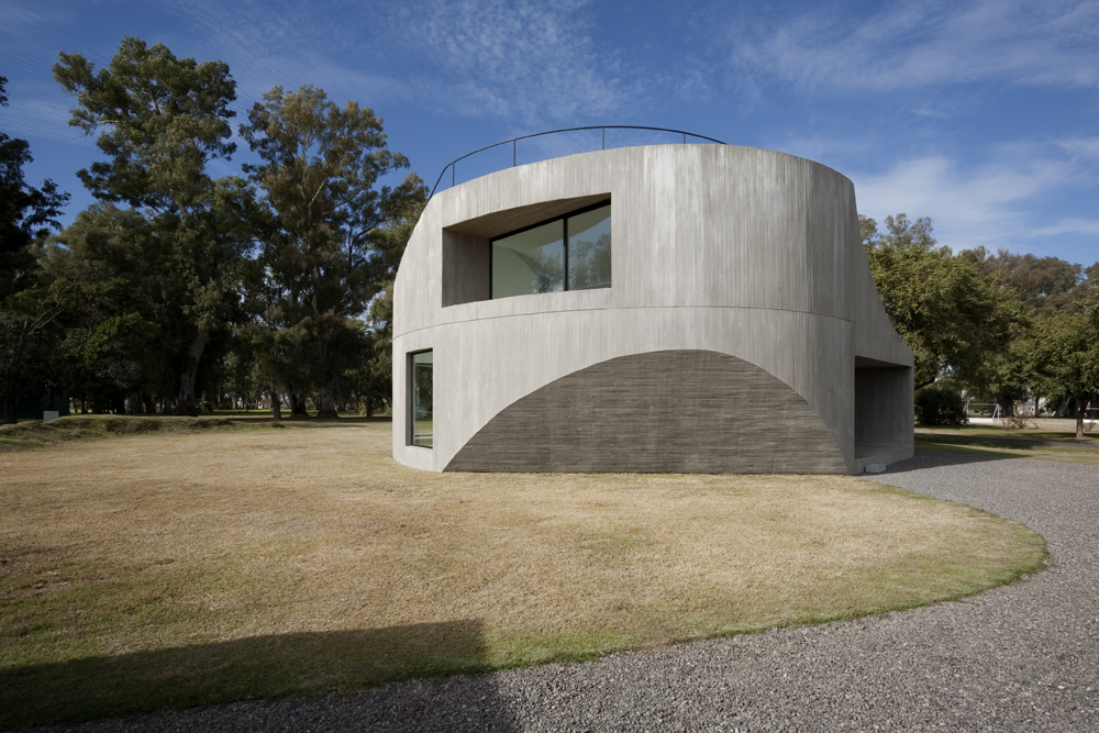 View House / Johnston MarkLee & Diego Arraigada Arquitecto