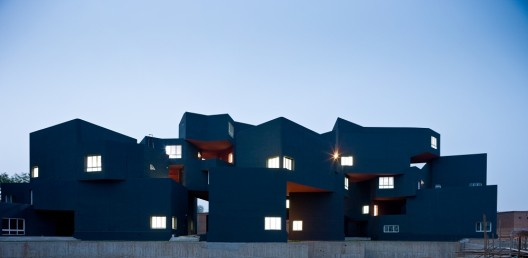 Songzhuang Artist Residence / DnA