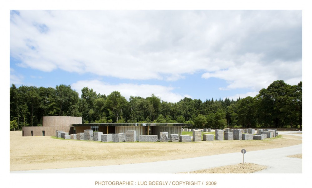 Rennes Mtropole Crematorium / PLAN 01