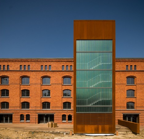 Adaptation of Former Granary / medusagroup