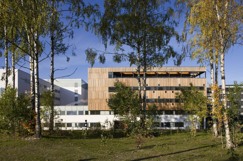Akershus University Hosptial / C.F.Møller Architects