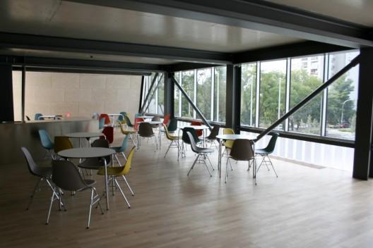 Cafeteria Zamet Center / 3LHD