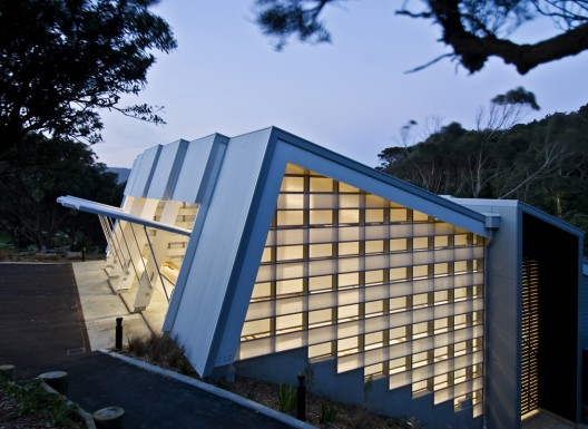 Wellington Zoo Amphitheatre / Jasmax